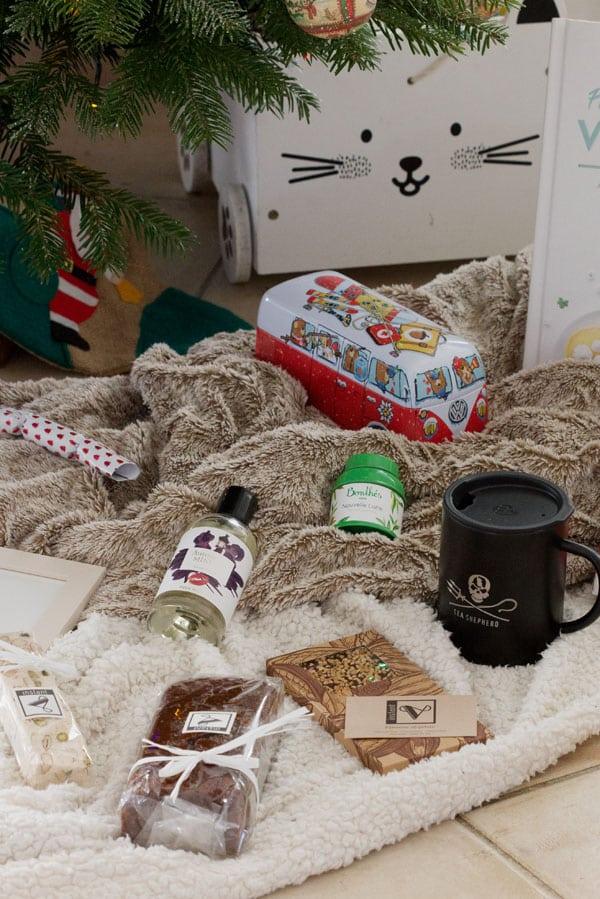 Mes cadeaux de Noël éthiques et gourmands 2019