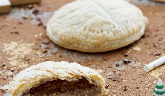 Galette des rois maison frangipane ~ pâte feuilletée vegan sans gluten facile (vegan, sans gluten)